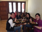 Happy lunch happy people ;)